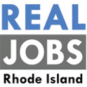 Real Jobs Rhode Island Logo Corporate Sponsor