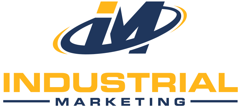Industrial Marketing Logo