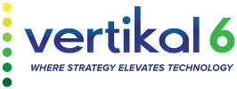 Vertikal6 Logo